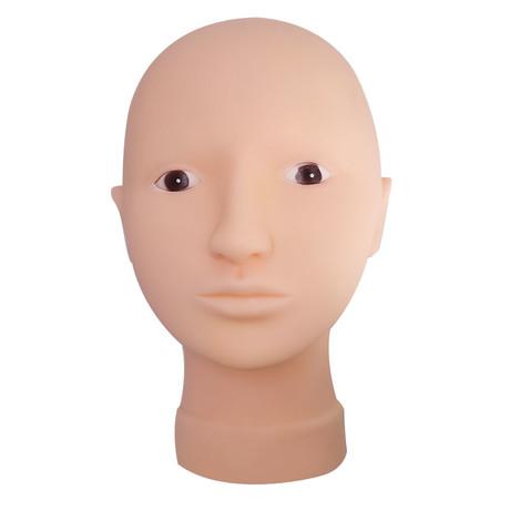 Eyes Opening Practice Head Module  - Permanent Makeup