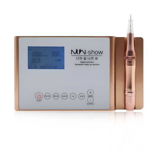 Rechargeable - Microblading Machine Kit - Permanent Makeup