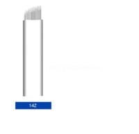 7F/9F/11F/12F/14F/16F/18F/18U/14Z Microblading Needle QM needle for Manual Pen